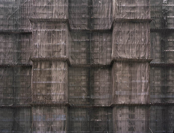 hong kong architecture of density 12