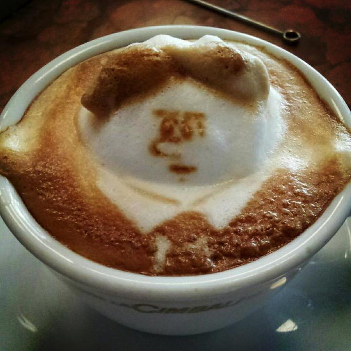 3d coffe latte art 9