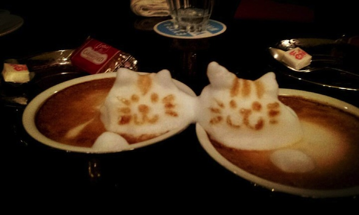 3d coffe latte art 12