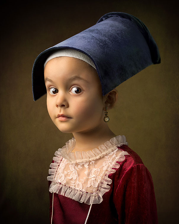 Gadis Kecil Bill Gekas 10
