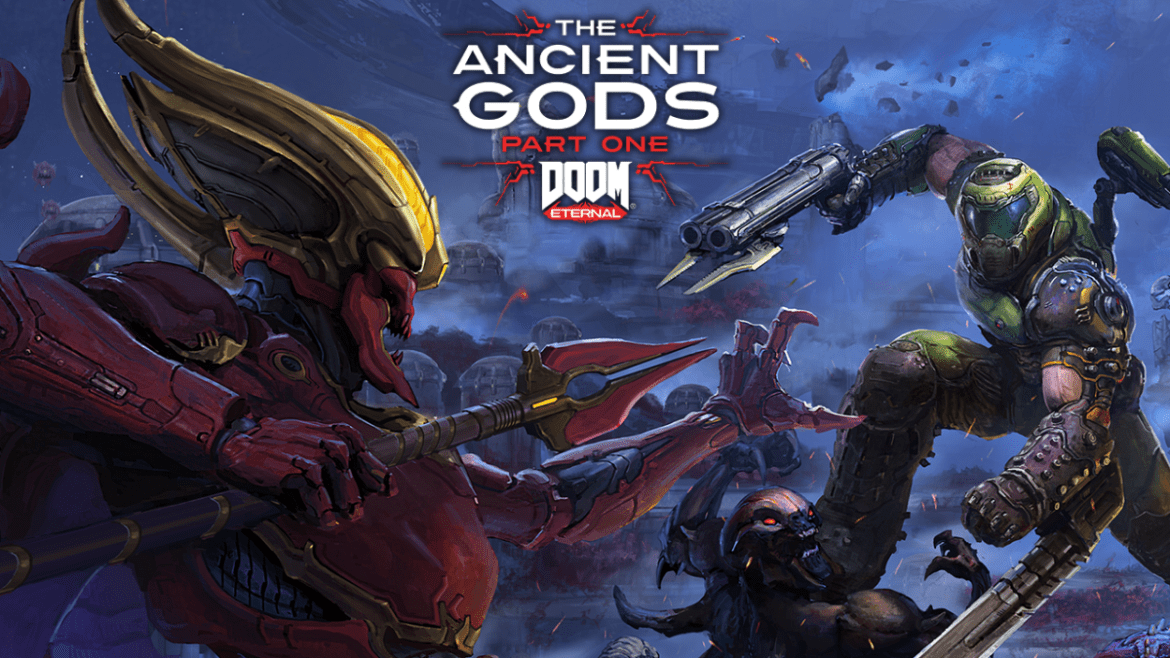 DOOM Eternal The Ancient Gods