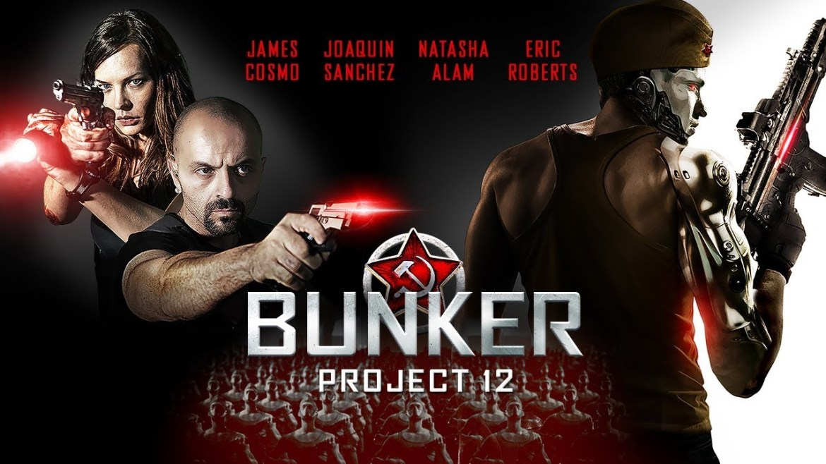 Project 12 The Bunker