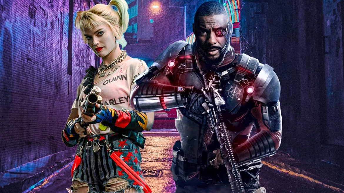 The Suicide Squad (2021) – Amazing of Mobi Racer