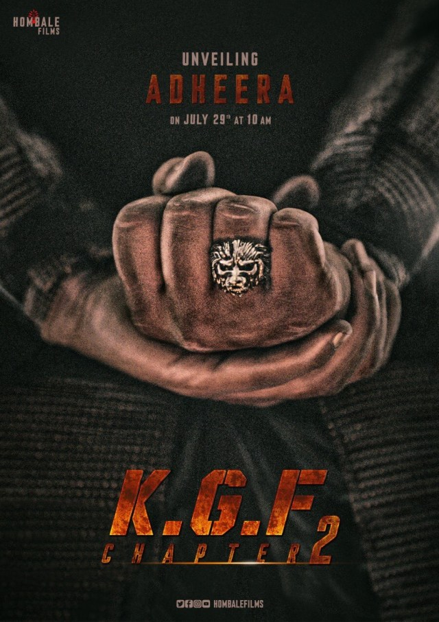 KGF Chapter 2