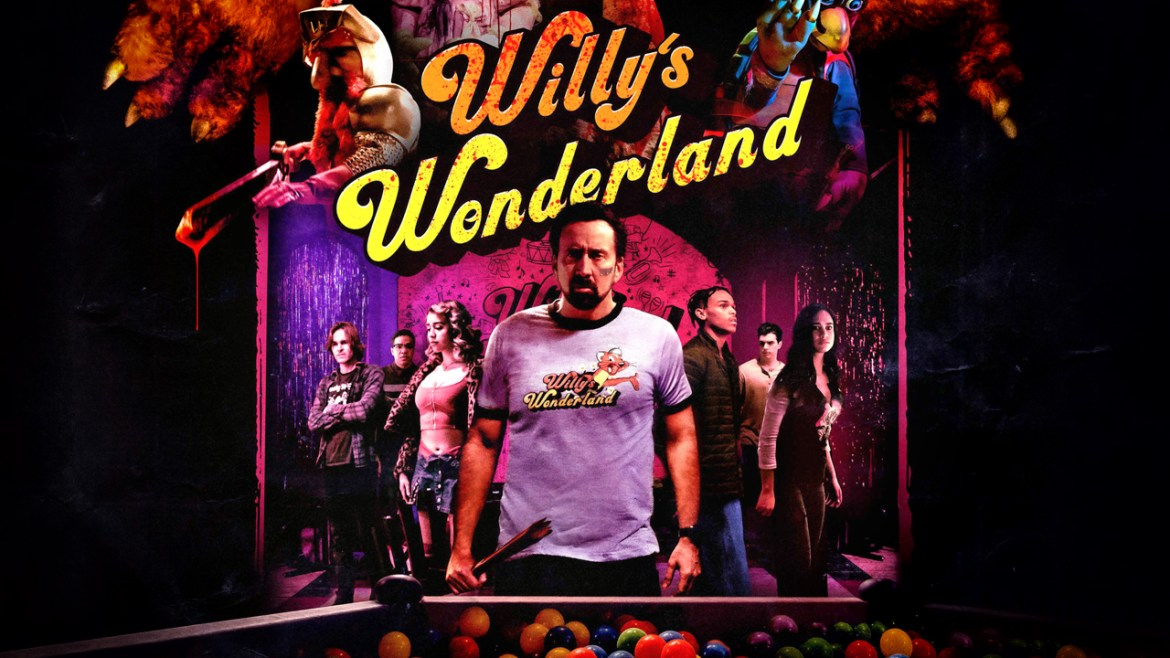 Willy's Wonderland (2021) – Amazing of Mobi Racer