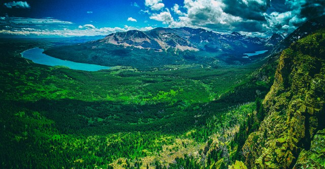 Glacier National Park (Best 5 Places to Visit in the USA)