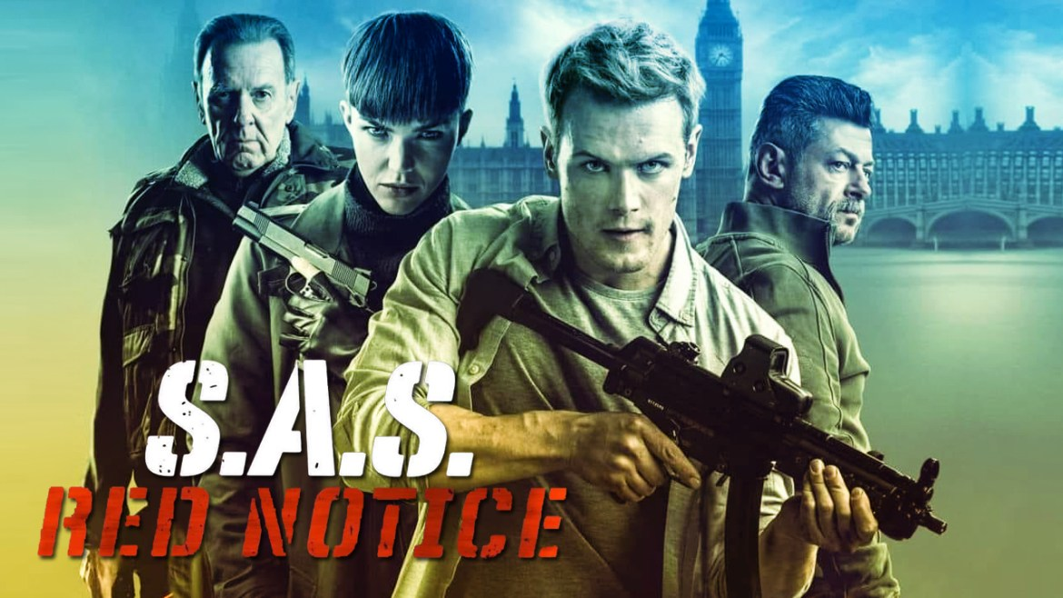 SAS Red Notice (2021) – Amazing of Mobi Racer