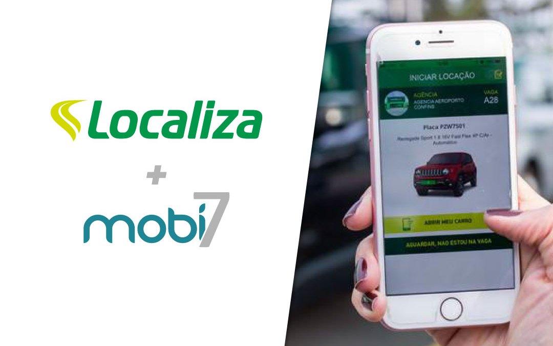 Localiza adquire startup curitibana Mobi7