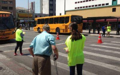 MobiAnjos: conheça o programa que incentiva a segurança dos pedestres em Curitiba (PR)