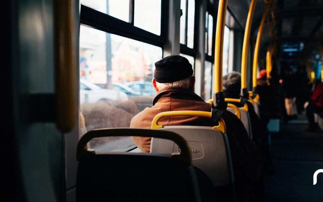 Como a pandemia impactou a mobilidade das pessoas?