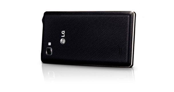 LG Optimus 4X HD Dynamic View