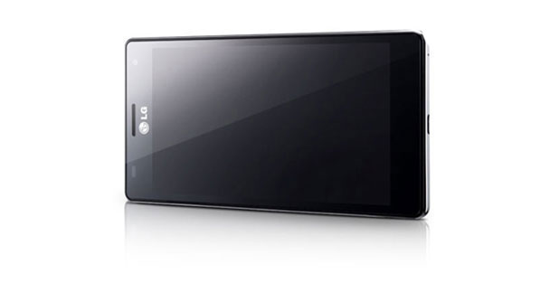 LG Optimus 4X HD Dynamic View