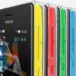 Nokia Asha 503 Overall View