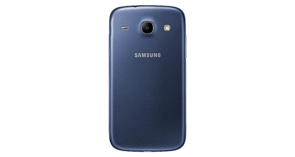 Samsung Galaxy Core Back View