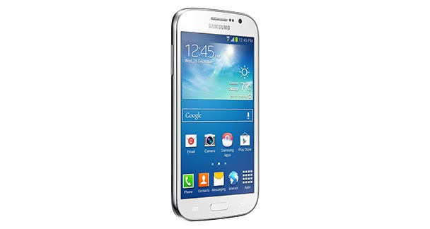 Samsung Galaxy Grand Neo Side View