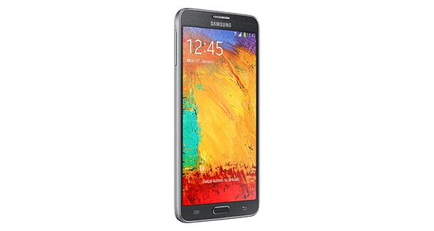 Samsung Galaxy Note 3 Neo Overall View