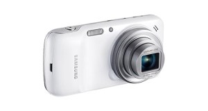 Samsung Galaxy S4 Zoom Side View