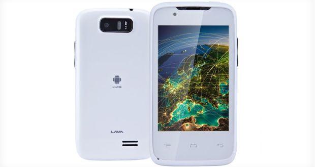 Lava 3G 356