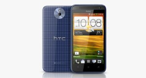 HTC Desire 501 dual sim Front and Back View