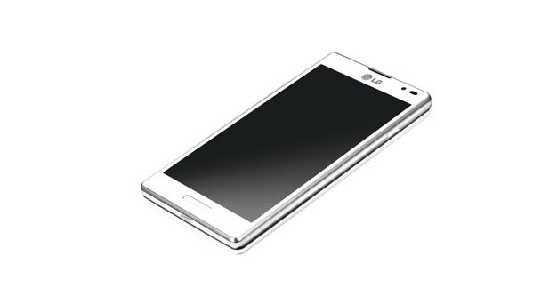 LG Optimus L9 P765 Front and Side View