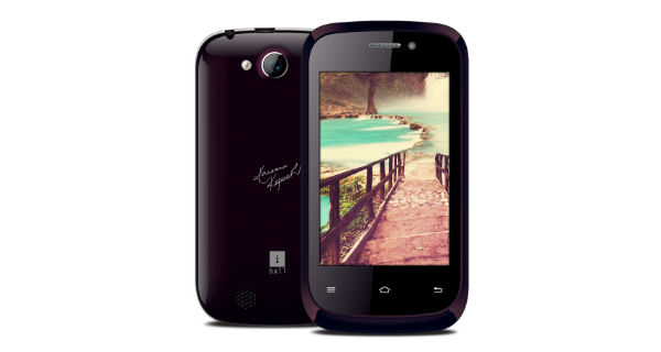 Iball Andi 3.5KKe Winner Front and Back View