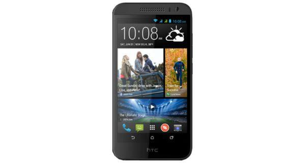 HTC Desire 616 Dual SIM Front View