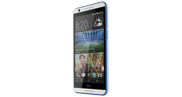 HTC Desire 820q Front View