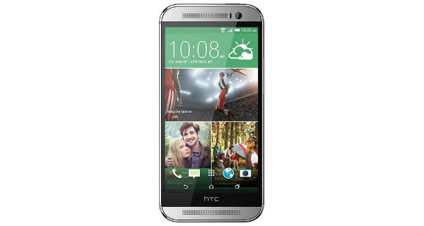 HTC One M8 Eye Front View
