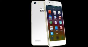 Micromax Canvas Hue overall