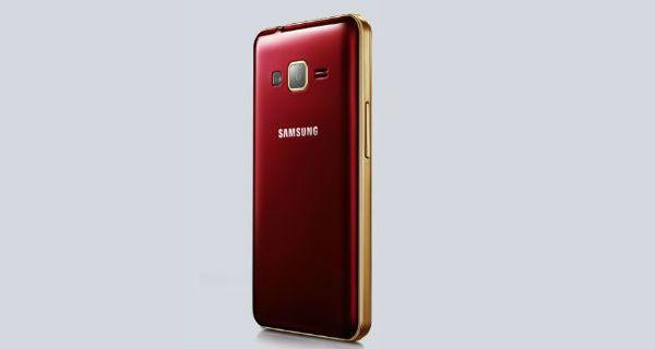 Samsung Z1 Back