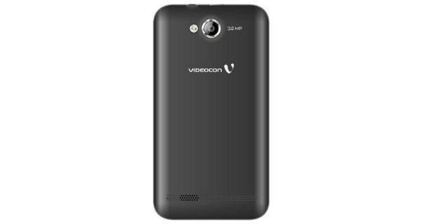 Videocon A17 Back View