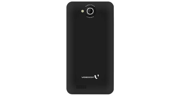 Videocon A55 HD Back View