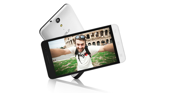 XOLO Play 8X 1100 Front View