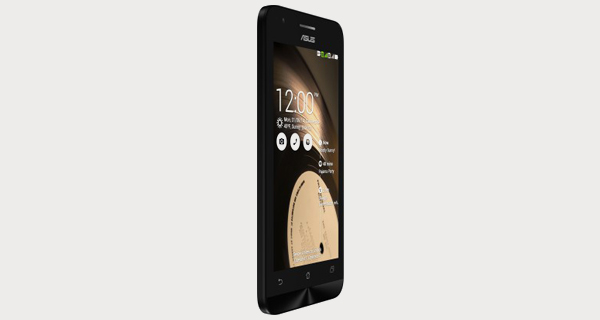 Asus Zenfone C Left Side View