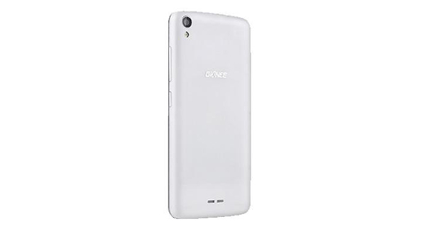 Gionee Pioneer P6 Back View