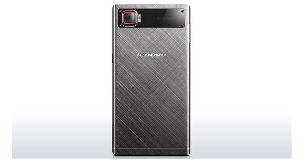 Lenovo VIBE Z2 Pro Back View