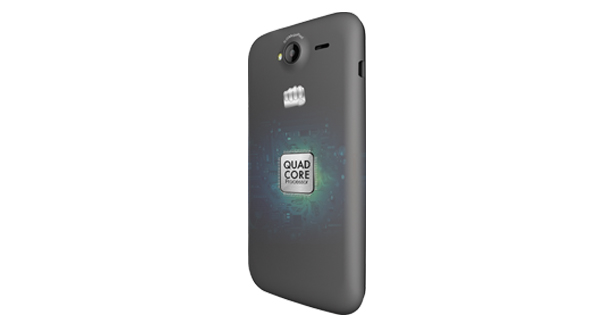 Micromax Bolt A82 Back View