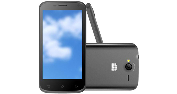 Micromax Bolt A82 Overall View
