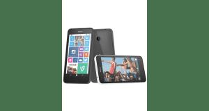 Microsoft Lumia 638 Overall View