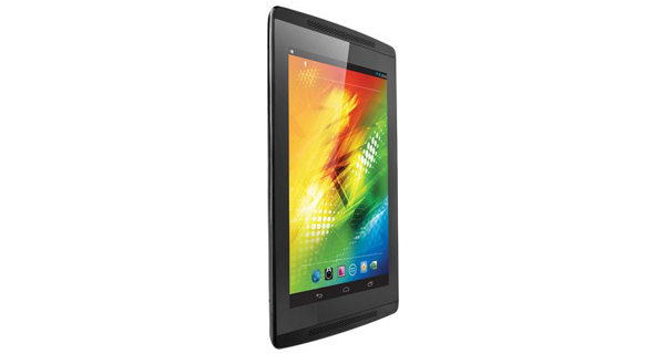 XOLO Play Tegra Note Left Side View