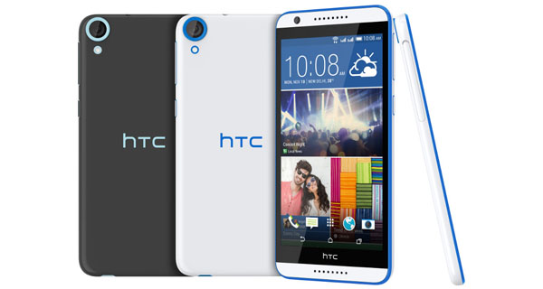 HTC Desire 820s Overall