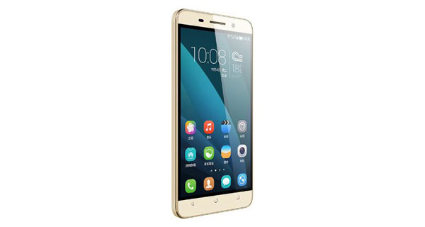 Huawei Honor 4X Left View