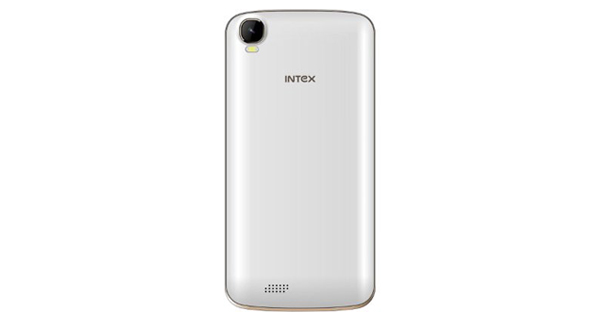 Intex Aqua Speed SIdes Back View