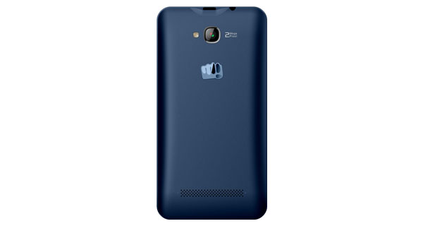 Micromax Bolt Q324 Back View