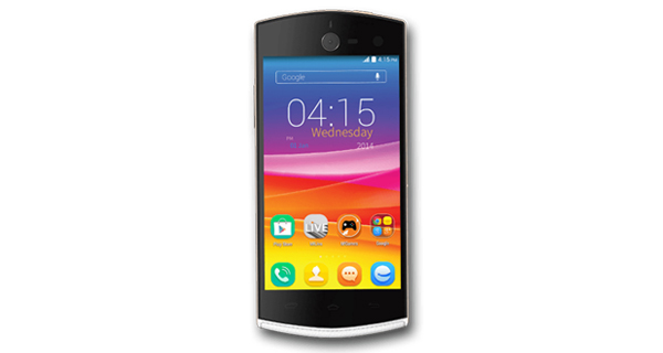 Micromax Canvas Selfie Front View