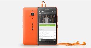 Microsoft Lumia 640 XL Dual Front & Back