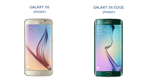 Samsung Launches Galaxy S6 and Galaxy S6 Edge at Mobile World Congress 2015