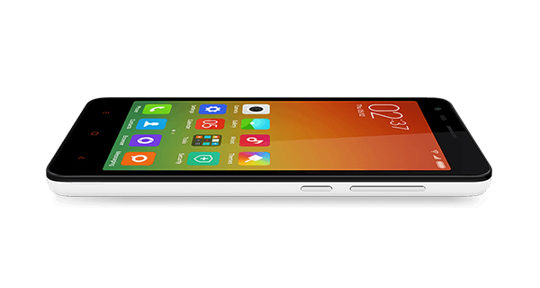 Xiaomi Redmi 2 Top View