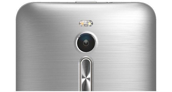 Asus Zenfone 2 Back View