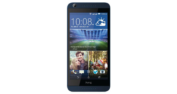 HTC Desire 626G Plus Front View